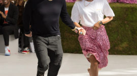 Dior и Ким Джонс: первый показ нового креативного директора