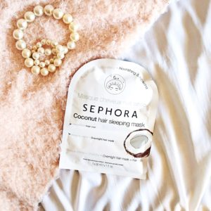 маска для волос sephora