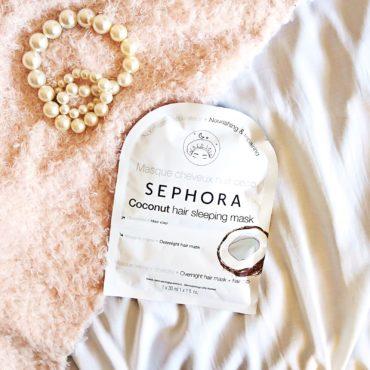 Обмануть Sephora: маска для волос с привилегиями