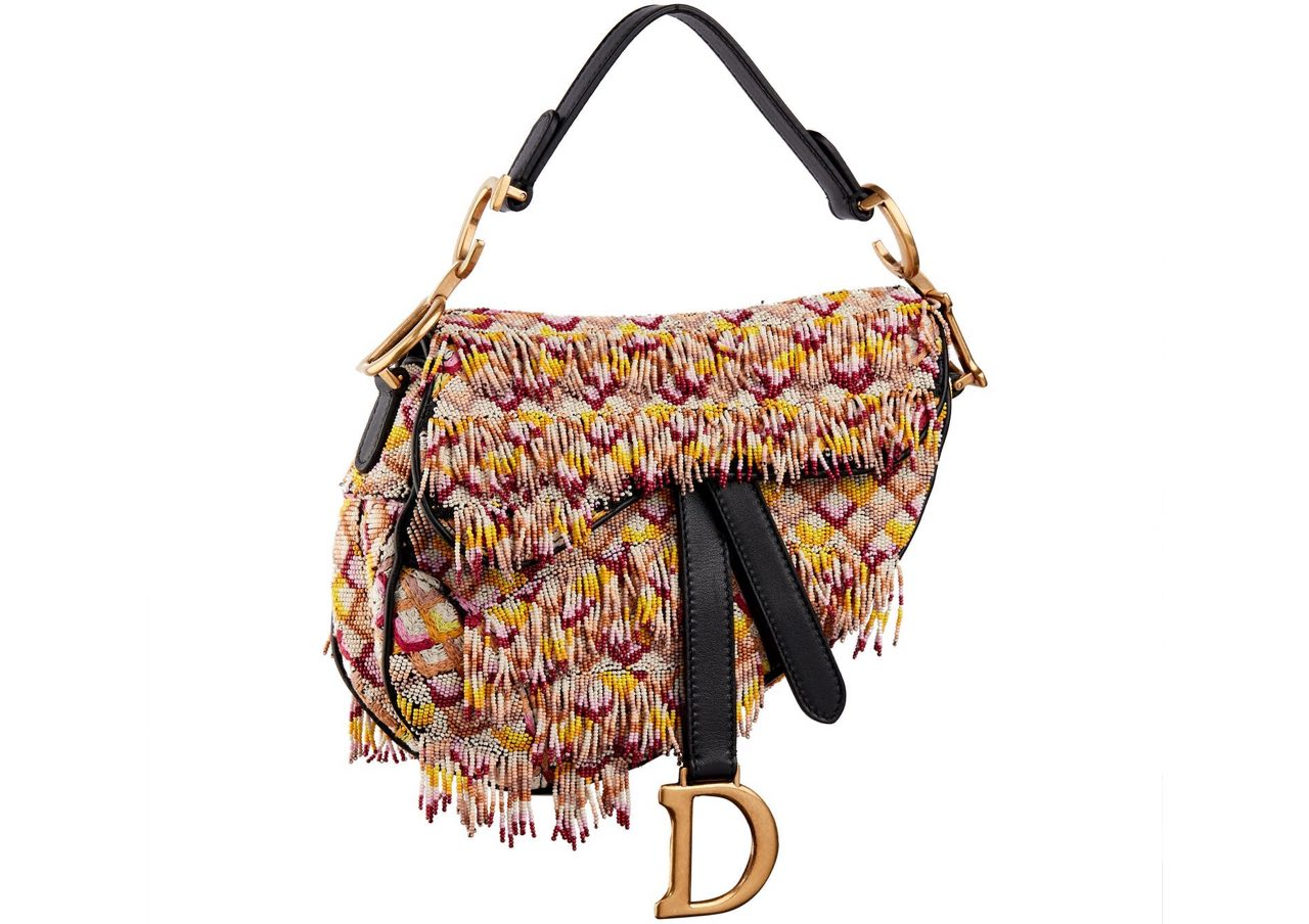 Saddle bag dior