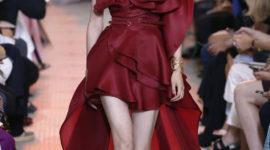 Elie Saab Couture: вдохновленный Барселоной