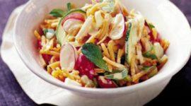 Лето на тарелке: индийский салат