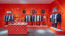 В ЦУМе открылся поп-ап Louis Vuitton