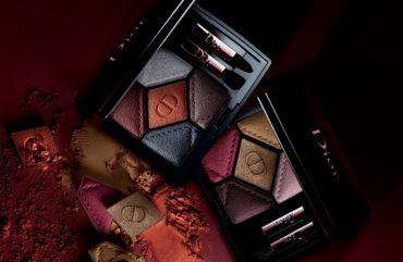 Dior en Diable: новая коллекция осеннего макияжа