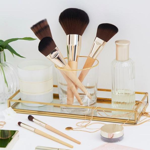 Clarins Brushes