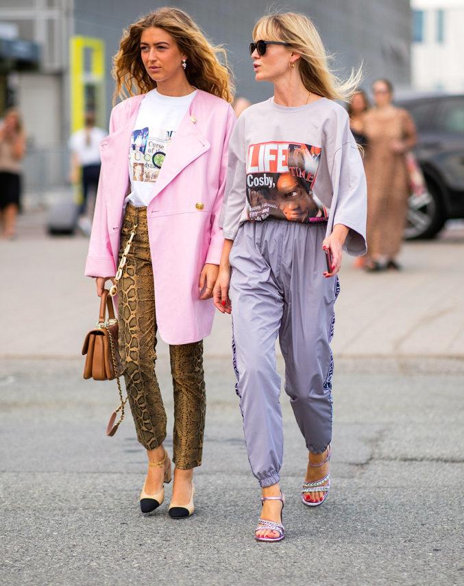 Палитра недели моды в Копенгагене: гадаем на цвета!