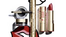Осенняя коллекция Clarins: Le Joli Rouge et le Noir