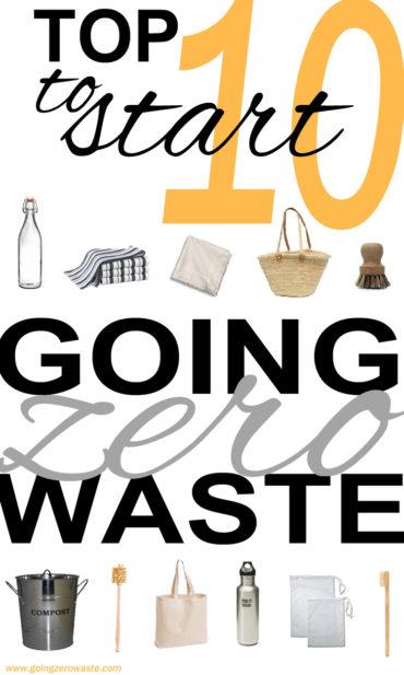 Zero waste, или Как жить экологично