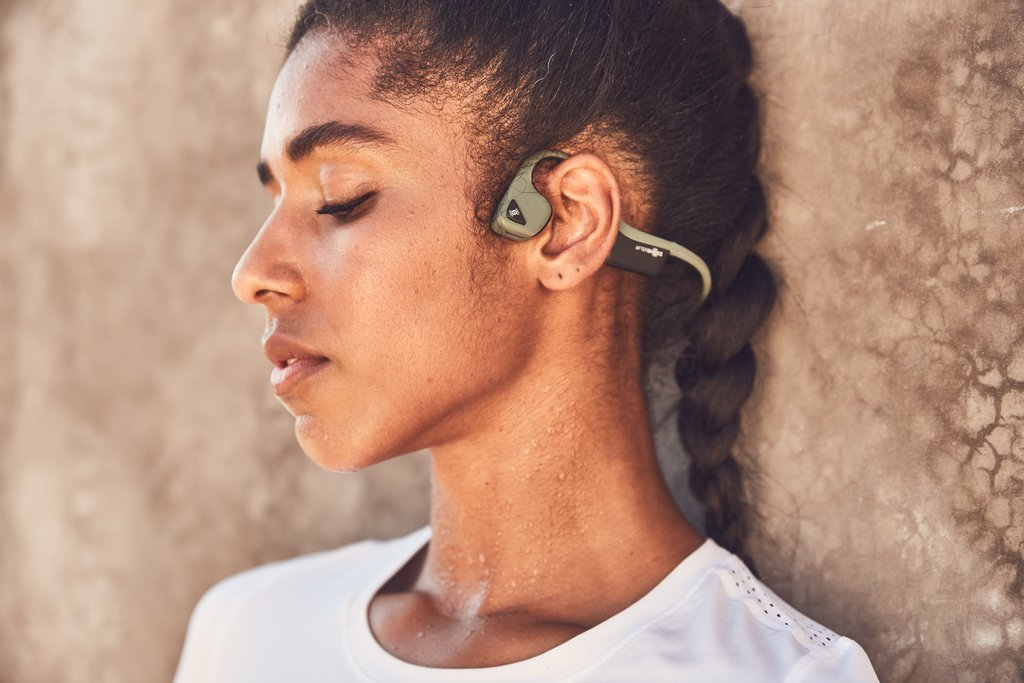 Наушники AfterShokz Trekz Air
