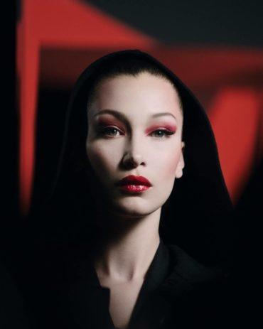 Halloween Edition: Белла Хадид в рекламной кампании Dior