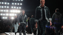 Black Star впервые представили коллекцию одежды в рамках Недели моды в Москве