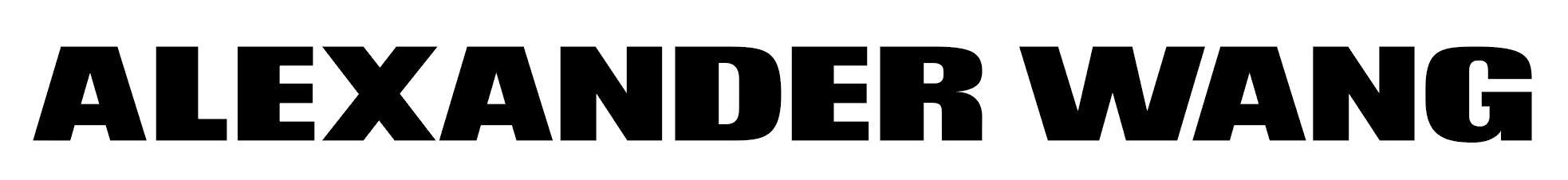логотип александр вэнг