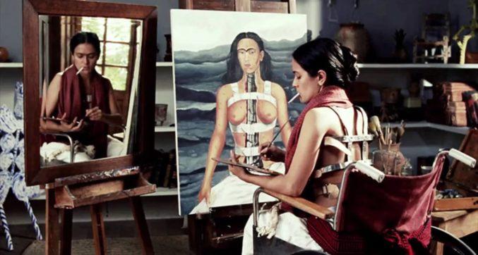 Фильмы об искусстве: история художницы, женщины, жены