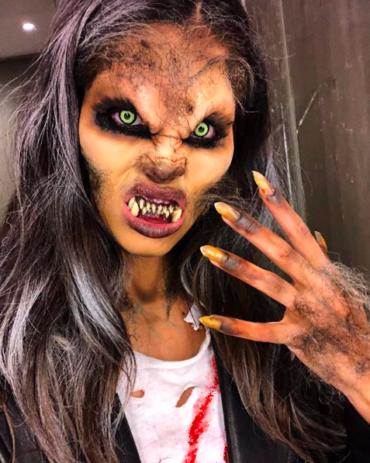 Хэллоуин-2018 в фотографиях: как нарядились звезды?