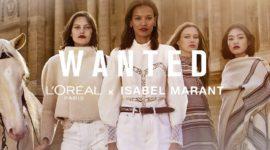 Мини-коллекция средств для макияжа L'Oréal Paris x Isabel Marant