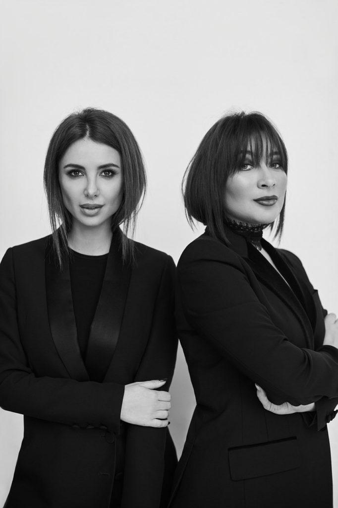 Ирина Митрошкина и Сузанна Карпова