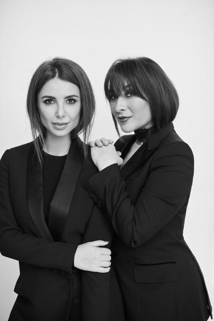 Основательницы Prive7 Ирина Митрошкина и Сузанна Карпова