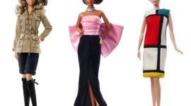 Barbie и Музей Yves Saint Laurent выпустили совместную коллекцию кукол