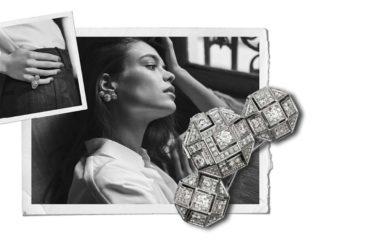 Новая коллекция от Cartier: бриллианты — лучшие друзья… мужчин?