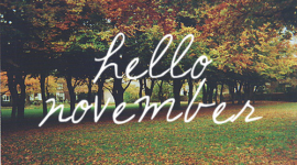 Последний рывок: как пережить ноябрь?