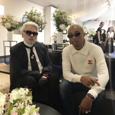 Фаррелл Уильямс создаст коллекцию для Chanel