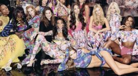 Afterparty в стиле Victoria's Secret: стразы и бесконечно длинные ноги