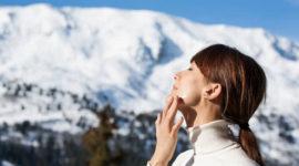 Зима наступает: защищаем кожу лица от холода