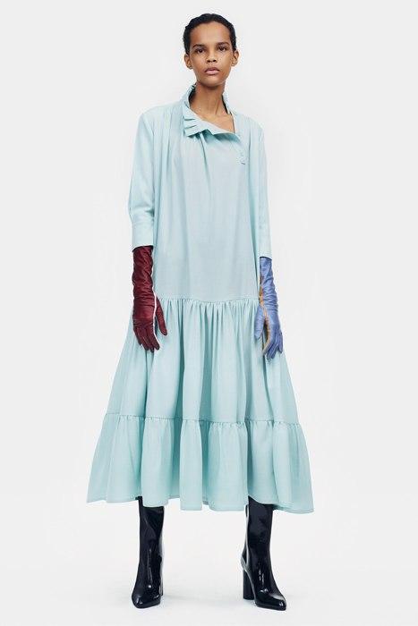платье Calvin Klein Pre-Fall 2019