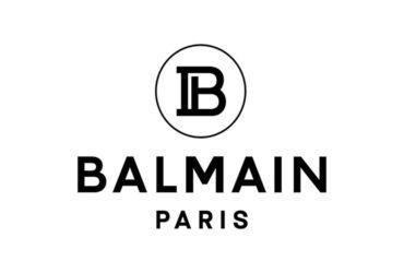 Balmain представил новый логотип