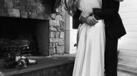 Свадебное платье Майли Сайрус: обошлось без эпатажа