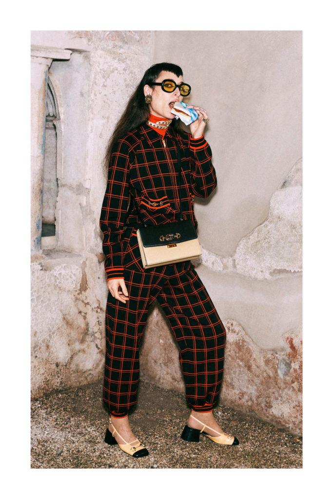 коллекция Gucci Pre-Fall 2019