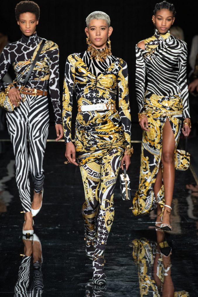 Для всех: Versace Pre-Fall 2019