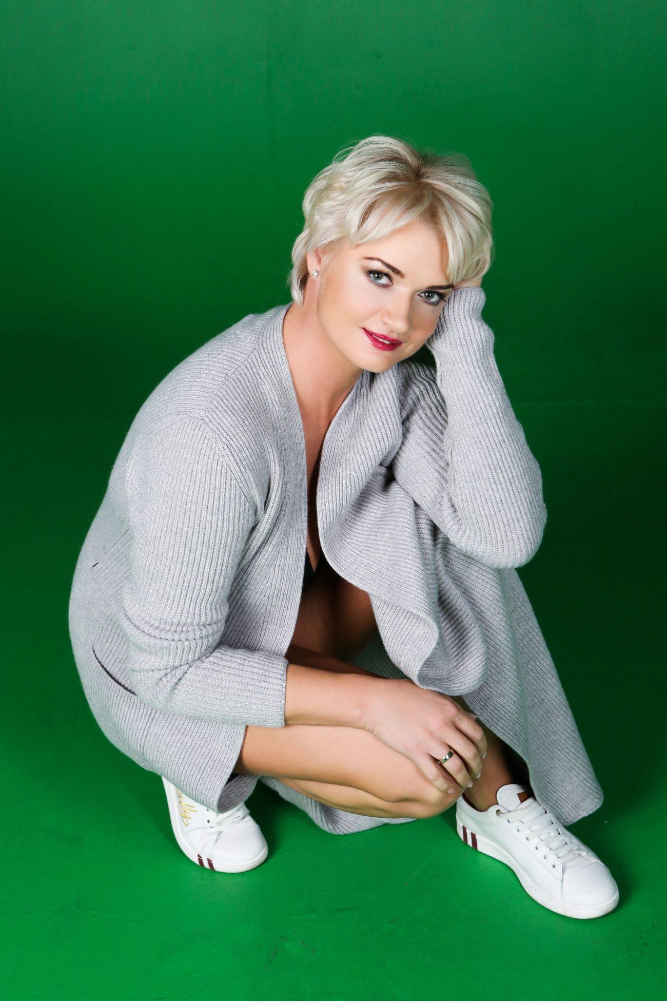 гимнастка Светлана Хоркина