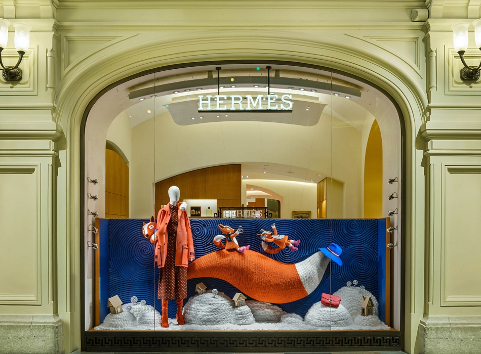 hermes бутик в москве