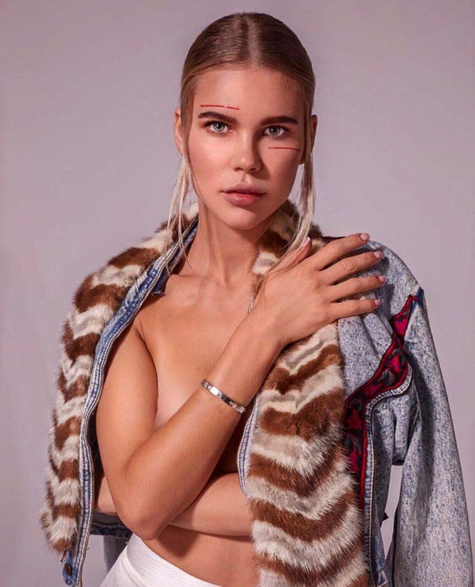 Закулисье модельного бизнеса: интервью с Анастасией Волконской о конкуренции, мечтах и красоте