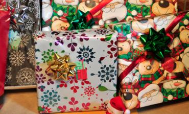 Санта: подарок на Новый год