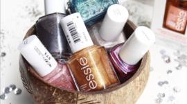 Больше блеска! Essie представляет новогоднюю коллекцию лаков для ногтей