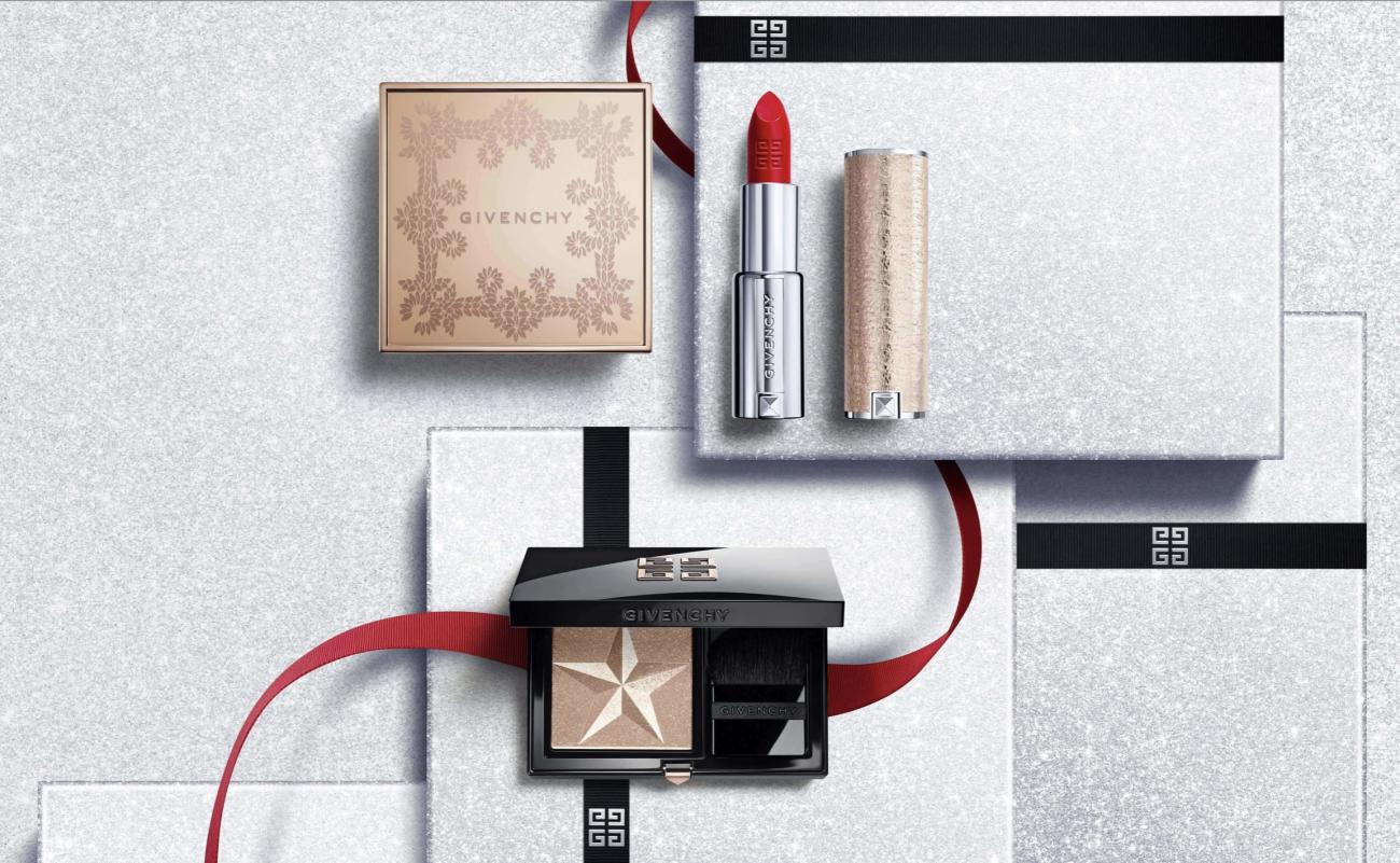 Givenchy Beauty, новогодний макияж