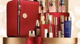 Новогодний макияж с Estée Lauder