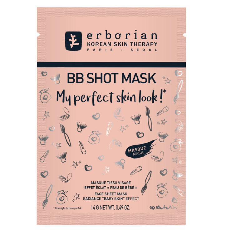 Тканевая маска, Erborian