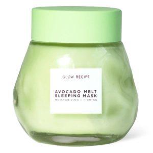 Корейская ночная маска с маслом авокадо