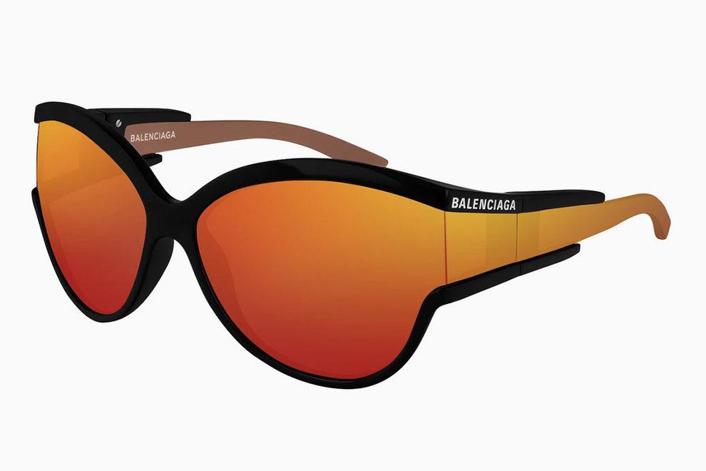 солнечный очки balenciaga