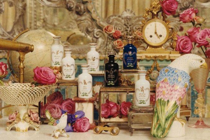 Новая линия парфюмерии Gucci так же дорога, как и изысканна