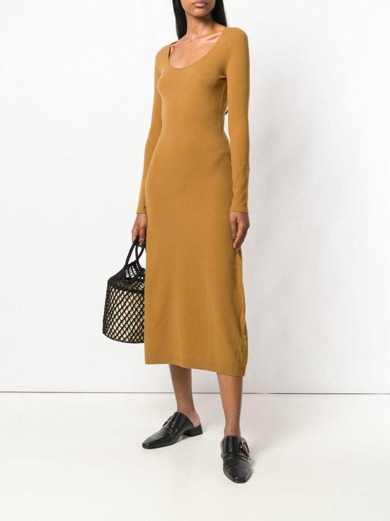 JOSEPH трикотажное платье