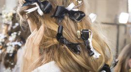 Тренд: заколки для волос