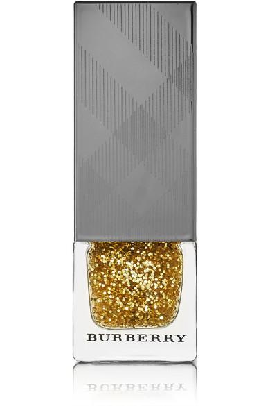 Burberry, золотой лак для ногтей