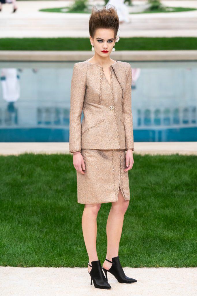 новая коллекция Chanel couture