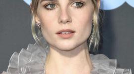 Повторяем макияж актрисы Люси Бойнтон для премии Critics Choice 2019