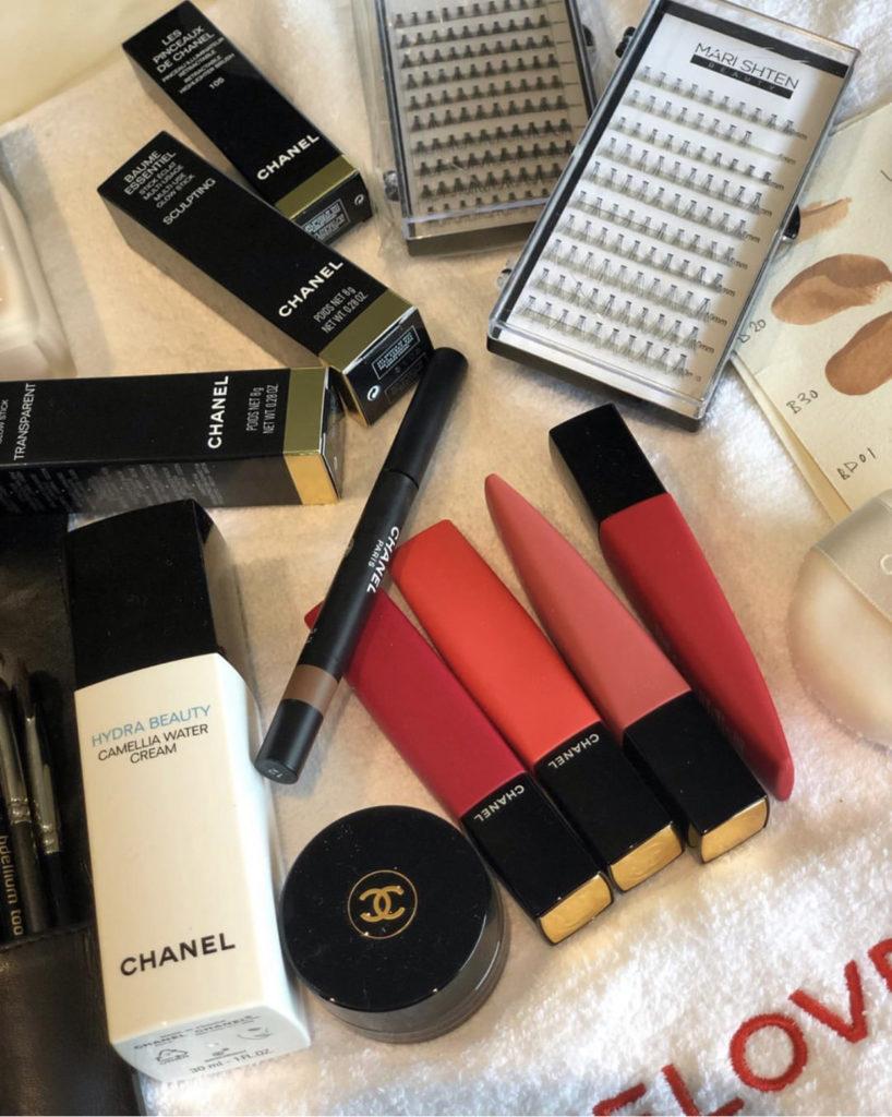 Люси Бойнтон, Chanel
