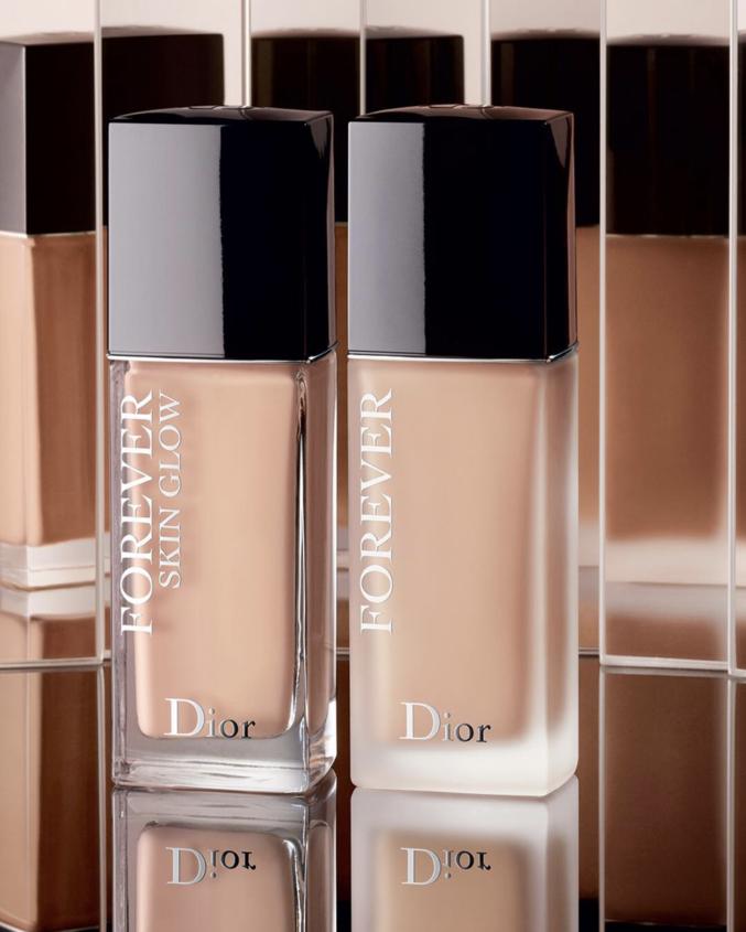 Dior Forever — новое тональное средство от Dior